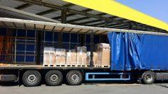 Перевозка мелких грузов и групаж