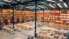 Услуги складирование товаров